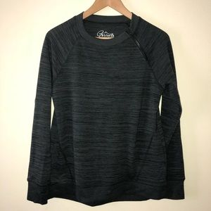 Gerry Heathered Crewneck Sweater